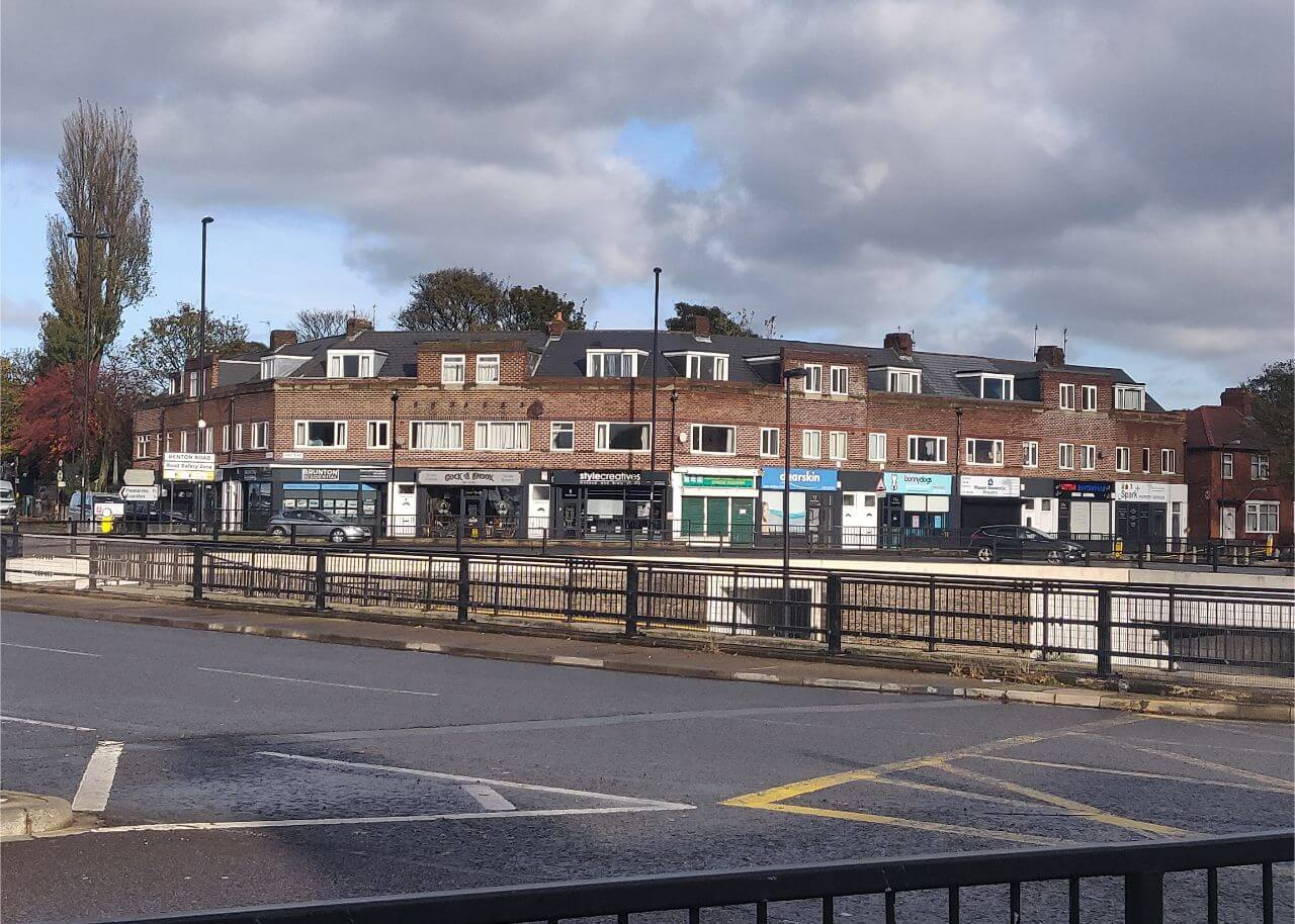 commercial property north east